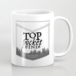Top Pocket Find - Oak Island Gear Coffee Mug