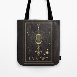 La Mort or The Death Tarot Tote Bag