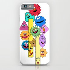 F.R.I.E.N.D.S.H.A.P.E.S. iPhone 6s Slim Case