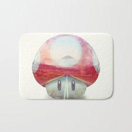 Mushroom - Kart Art Bath Mat