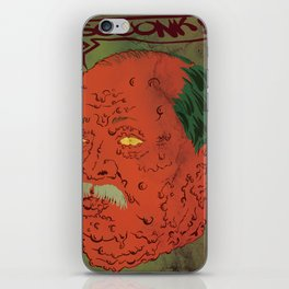 Squonk Grover Cleveland  iPhone Skin