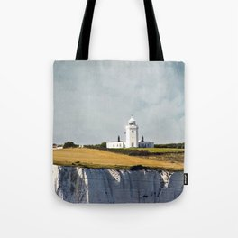 Dover Lighthouse Tote Bag