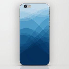 Precise Undulation iPhone Skin