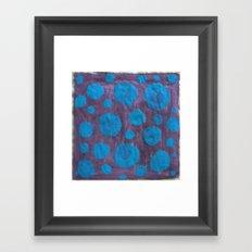 many moons Framed Art Print