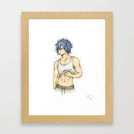 mornin' Framed Art Print