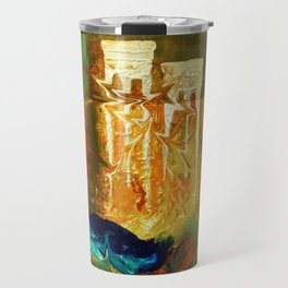 Ancient Fall Travel Mug