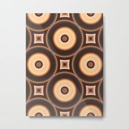 Brownies Metal Print