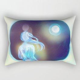 Light Activation Rectangular Pillow