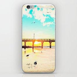 Boardwalk iPhone Skin