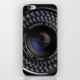 Olympus iPhone Skin