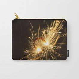 'Up in Smoke' (Sparks No.1) Carry-All Pouch