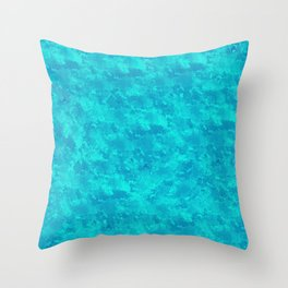 Why Is the Sky Blue? Throw Pillow