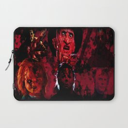 Masters Of All Horrors Laptop Sleeve