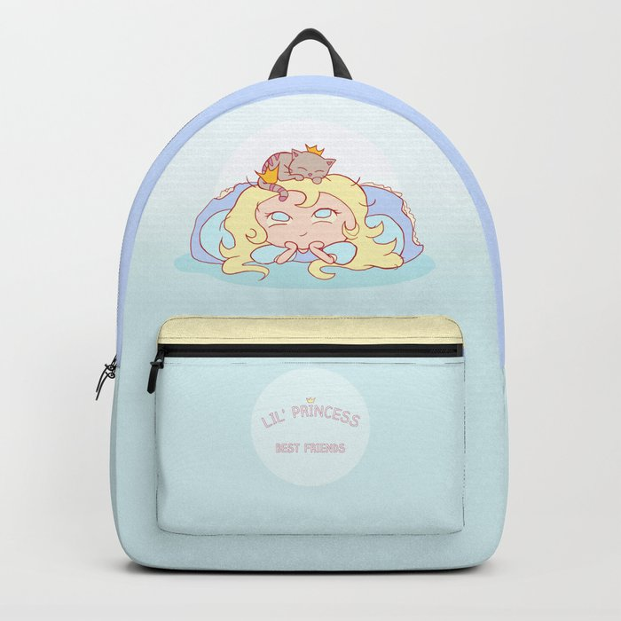 Lil' Princess Best Friends Backpack