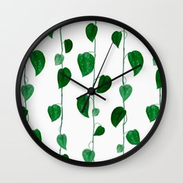 Vine Designs! Wall Clock