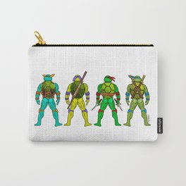 Superhero Butts - Turtles Carry-All Pouch
