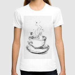 Heaven cup. T-shirt