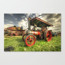 Elizabeth at the GDSF Canvas Print