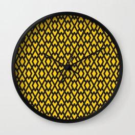 Moroccan Fencing Wall Clock