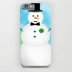 Snowman iPhone 6s Slim Case