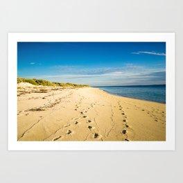 Beach Prints Art Print