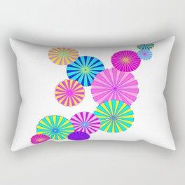 Parasols Rectangular Pillow
