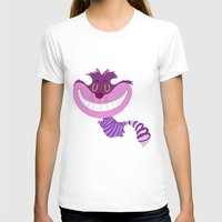 cheshire cat T-shirts featuring Cheshire by Rod Perich
