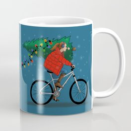 Bike Life: Christmas Coffee Mug