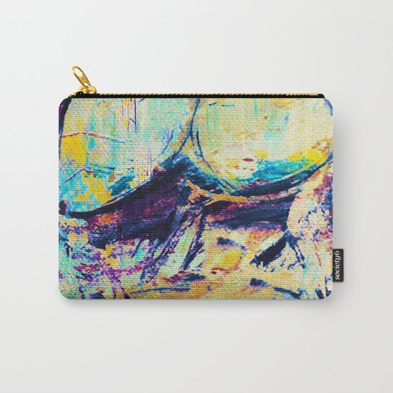 The Bath Of Fat Woman Carry-All Pouch