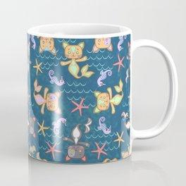Mer Kitties Coffee Mug