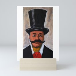 Dr Thomas Neill Cream Mini Art Print