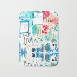 Sketchbook 1 Bath Mat