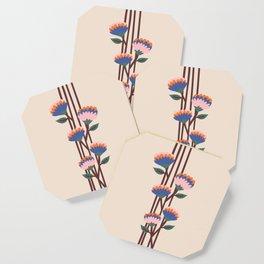 Henri Flowers Coaster