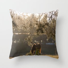 Autumn Feelings 2 Throw Pillow