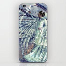 WINTER ANGEL iPhone Skin