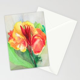 A Canna Can Survive Stationery Cards