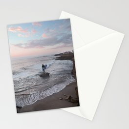 The Surfer Stationery Cards