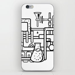 lab iPhone Skin
