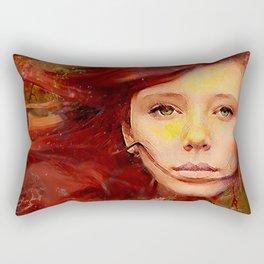 Irish fairy Rectangular Pillow