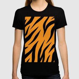 Tiger background #society6 #decor #buyart #artprint T-shirt