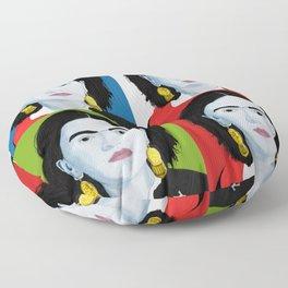 Four Fridas Floor Pillow