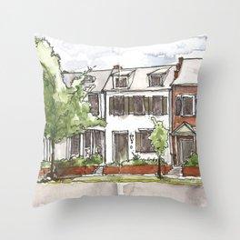 ROWhouse Throw Pillow