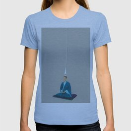 Paths to the Waterfall - two T-shirt