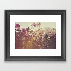 October Blooming 02 Framed Art Print