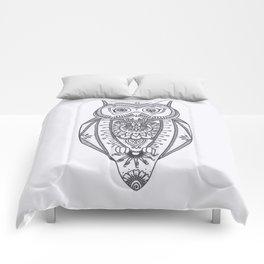 O W L - B&W Comforters