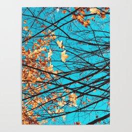 Atlanta Autumn Poster