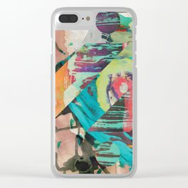 I Don't Know Where It Is I Should Look Clear iPhone Case