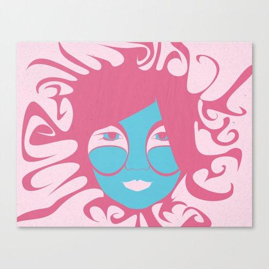 Bjork: All is Full of Love Canvas Print