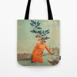 Love and Dignity Tote Bag