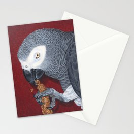 Portrait of Poirot Stationery Cards